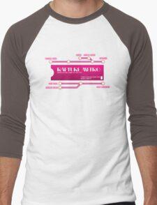 Rapture Metro Men's Baseball ¾ T-Shirt
