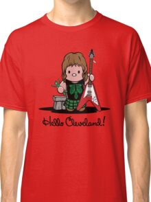 Hello Cleveland! Classic T-Shirt