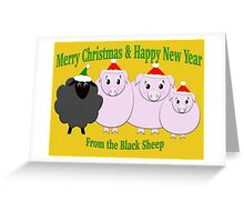 From the Black Sheep Greeting Card