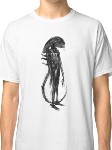 Alien Xenomorph Warrior 2 - LIGHT colors Classic T-Shirt