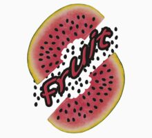 Juicy watermelon by Bubuka