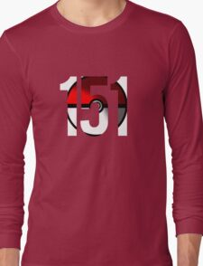 151 Long Sleeve T-Shirt