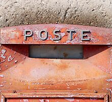 Italian Post Box by jojobob