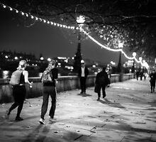 Late Night Runners by Matt Malloy