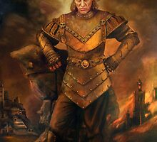 Vigo the Carpathian by boxsmash