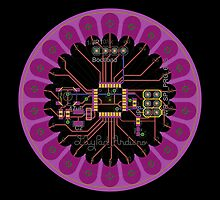 LilyPad Arduino 02 Reference Design  by Rupert  Russell