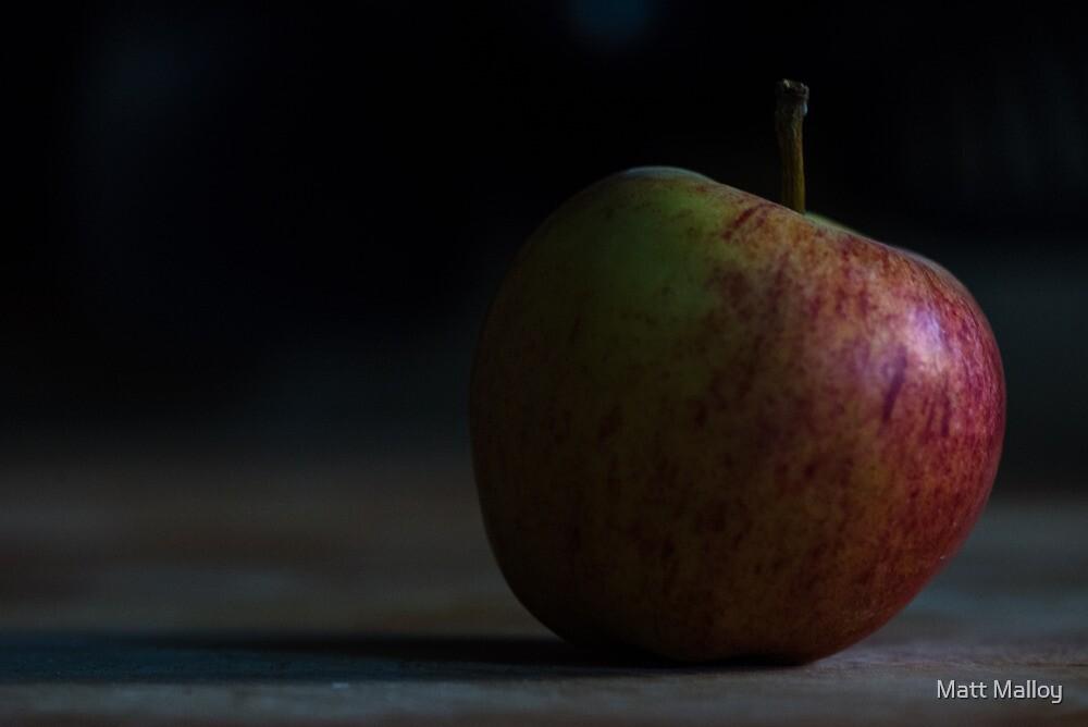 Apple Low Key by Matt Malloy