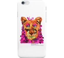 Be brave to love myself iPhone Case/Skin
