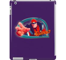 "Wreck-it-Ralph - ""Going Turbo"" iPad Case/Skin"