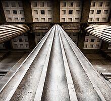 Tall Pillars by Matt Malloy