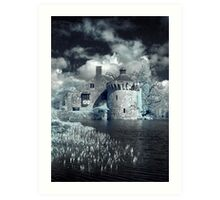 The Castle Art Print