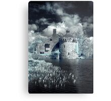 The Castle Metal Print