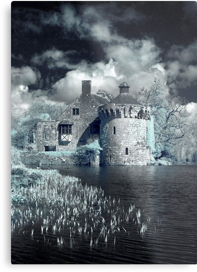 The Castle by Patricia Jacobs CPAGB LRPS BPE4