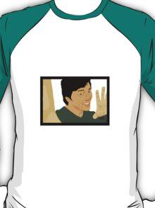 Jackie Chan Vector T-Shirt