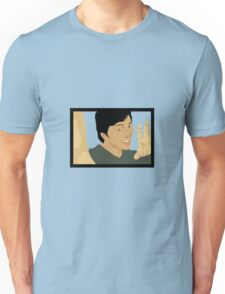 Jackie Chan Vector Unisex T-Shirt