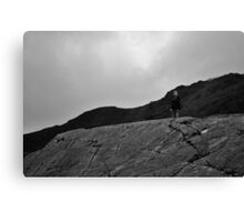 Cadir Idris Canvas Print