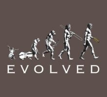 Trumpet Evolution One Piece - Short Sleeve
