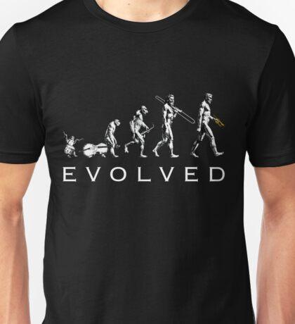 Trumpet Evolution Unisex T-Shirt