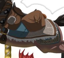 Kili the Carousel Pony Sticker