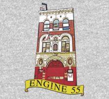 Engine 55 Soho NYC T-Shirt