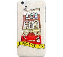 Engine 55 Soho NYC iPhone Case/Skin