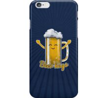 Beer Hugs iPhone Case/Skin