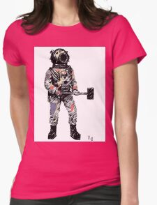 The diver Womens T-Shirt