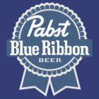 Pabst Blue Ribbon Beer by Louis Ramos