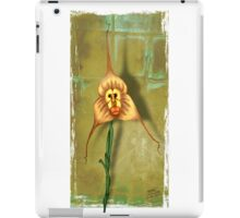 Monkey Face Orchid iPad Case/Skin