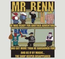 The Downfall of Mr Benn by ori-STUDFARM