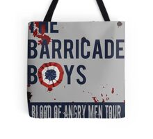 The Barricade Boys World Tour Tote Bag