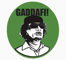 Gaddafi! by Jordan Farrar