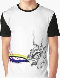 Flaps, in color! Graphic T-Shirt
