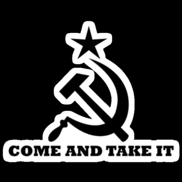 Come and Take it! by Jordan Farrar