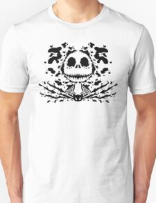 Jack Skell-ink-ton (black) T-Shirt