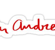 San Andreas  Sticker