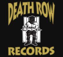 Death Row Records Logo by reginhearts