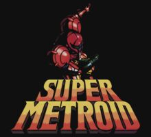 Super Metroid Cover by Zeryh