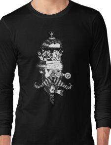H E A D S 2 Long Sleeve T-Shirt