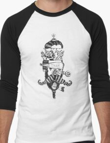 H E A D S 2 Men's Baseball ¾ T-Shirt