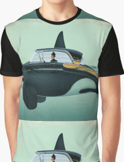 The Turnpike Cruiser of the sea Graphic T-Shirt