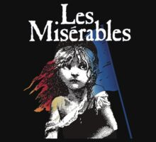 Les Miserables Musical by reginhearts