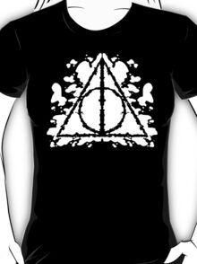 Inkly Hallows (white) T-Shirt
