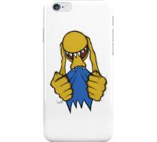 Alien Pac Man iPhone Case/Skin