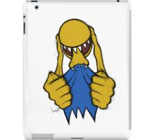 Alien Pac Man iPad Case/Skin