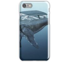 Mercury cruiser of the sea iPhone Case/Skin