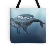 Mercury cruiser of the sea Tote Bag