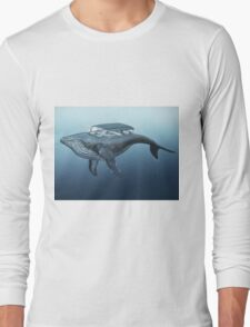 Mercury cruiser of the sea Long Sleeve T-Shirt