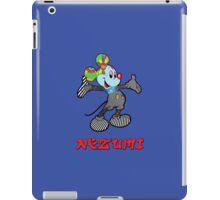 iPAD NEZUMI - BLUE iPad Case/Skin