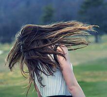 Hair Flip by Emily Keenan